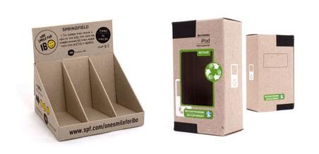 Segundas oportunidades para el cartón Reciclado
