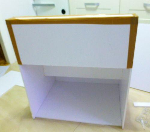 Expositor de carton