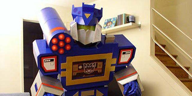cardboard-transformer