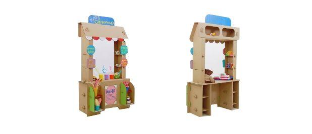 Mostrador de juguetes