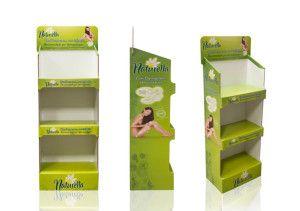 Expositores cosmética automático