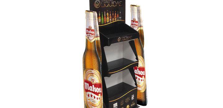 Expositores de cervezas