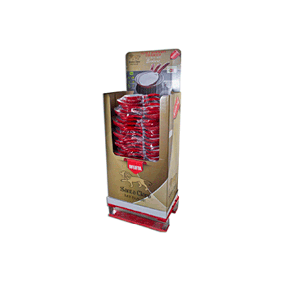 cajas paletizadas estructura box palet