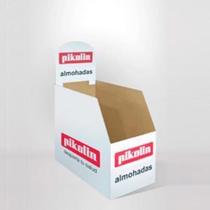 box palets carton