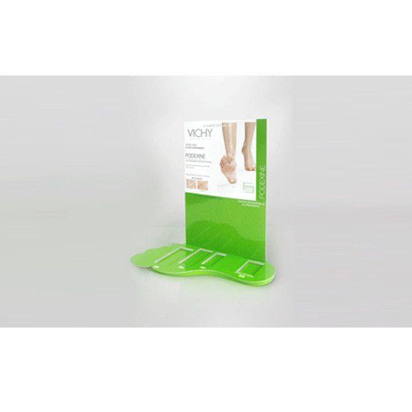 expositor de cartón para farmacia online
