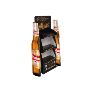 expositor automático de cerveza