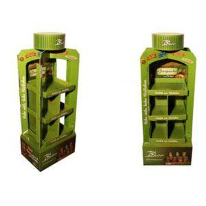 Encuentra tu expositor de pie para productos ecológicos