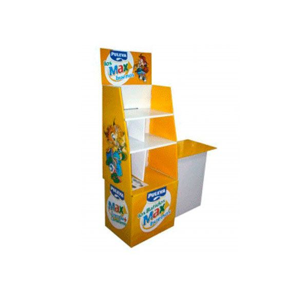 box de carton para palets