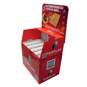 Box Palet de Cartón // Para Tiendas y Ferias ®️ Garoo